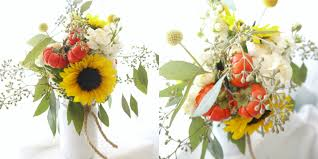 Mason Jar Arrangements Fall Floral Mason Jar Arrangement Class Sip U0026 Sprig The Teapot