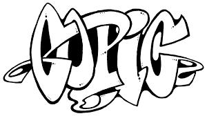 graffiti color pages black and white graffiti color colors oldschool graffiti