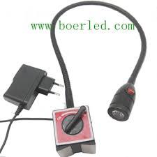 led gooseneck machine light magnetic base machine led light manufacturer of led jewelry display