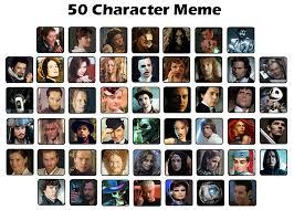 Meme Sweet - 50 character meme by sweet christabel on deviantart
