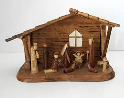 nativity set etsy
