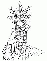 nice yugioh coloring pages photos colouring pages pinterest