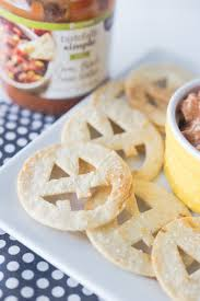 halloween party dip jack o lantern tortilla chips u0026 salsa dip made to be a momma