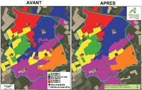 chambre d agriculture de la manche dans la manche 74 hectares échangés entre 27 exploitations