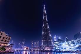world s tallest building burj khalifa might be surpassed total