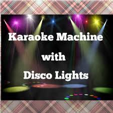 karaoke machine with disco lights kids karaoke machine with lights karaoke machine reviews karaoke