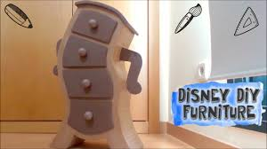 how to make a disney cardboard furniture cardboard cabinet youtube