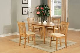 solid oak dining table 4 chairs destroybmx com