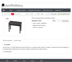 Proline Keyboard Bench 1230 Best Piano Benches Images On Pinterest Piano Bench Benches
