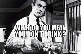 Sean Connery Memes - i meme this sean connery james bond to drink or not to drink