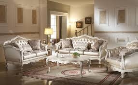 formal livingroom dallas designer furniture chantelle formal living room set in white