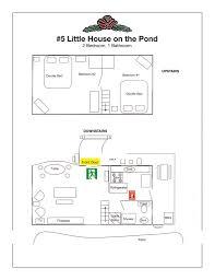 cabin layout lake arrowhead lodging pine rose cabins