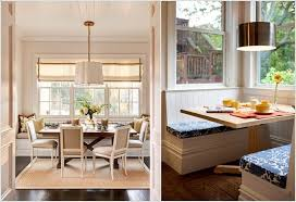 Kitchen Nook Lighting Alluring Kitchen 15 Fabulous Breakfast Nook Lighting Ideas Sure To
