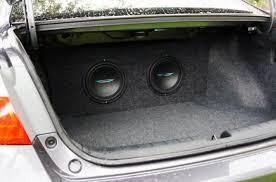 2013 2015 honda accord 2 10 sub box subwoofer speaker enclosure