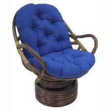 Papasan Chair And Cushion International Caravan Papasan Chair With Solid Micro Suede Cushion