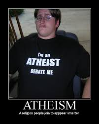 Funny Anti Christian Memes - debunking atheists atheism is a religion