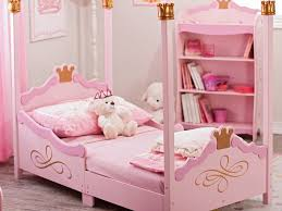 kids bed bright children bedroom with bunk bed for three and