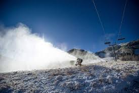 top to bottom skiing at aspen mountain on thanksgiving skico says