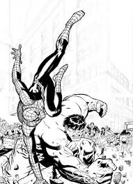printable coloring pages spiderman spiderman coloring pages kids