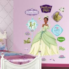 princess tiana wall decals fathead