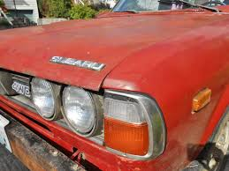 1987 subaru brat seattle u0027s parked cars 1978 subaru brat