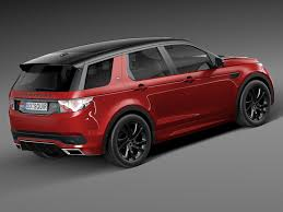 land rover defender 2018 2018 land rover discovery sport red colors new suv price new