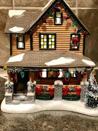 department 56 a story lighted house seasonal