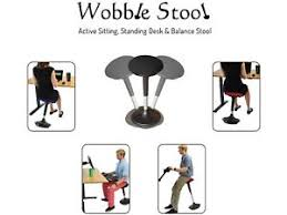 wobble stool active sitting bar chair u0026 standing desk stool
