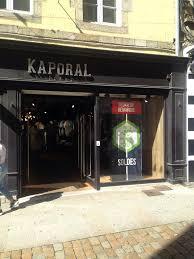 kaporal siege social kaporal 38 r kéréon 29000 quimper magasins de vêtement adresse