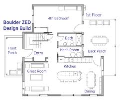 Kitchen Design Boulder by Doe Tour Of Zero Zed 2 By Boulder Zed Design Build Department