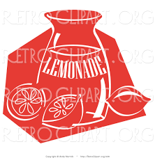 strawberry margarita clipart royalty free beverage stock retro designs