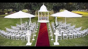 outside wedding decorations fabulous wedding gazebo decorating ideas