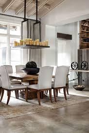 Rustic Modern Dining Room Comfy Bedroom With Rustic Modern Decor Idea Mix The New With The
