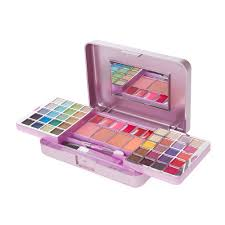 metallic pink sliding makeup kit claire u0027s hairstyles but easy