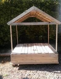 Badger Basket Covered Convertible Cedar Sandbox With Two Bench Seats Badger Basket Covered Convertible Cedar Sandbox With Canopy And