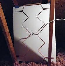 How To Make A Tv Wall Mount How To Build A 20 Super Antenna For Better Signal Strength U0026 More
