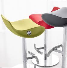 shop bar stool meggy chrome frame swivel and adjustable bar stool shop online