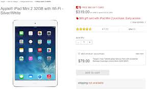 who has the best black friday deals on ipads best apple deals for 2015 black friday full list of special