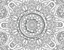 coloring coloring pages hard abstract printable