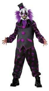 clown costume men s bearded clown costume costumes