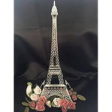 eiffel tower centerpiece ideas sicohome eiffel tower decor 7 0inch purple souvenir