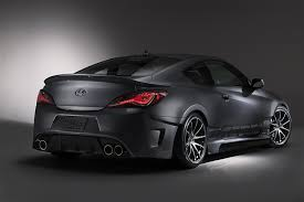 hyundai genesis com hyundai genesis coupe 2010 on legato side skirts