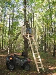 9 free diy deer stand plans free deer tree stand plan at hho4free