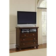 bedroom entertainment dresser reflections merlot bedroom media chest bernie phyl s furniture