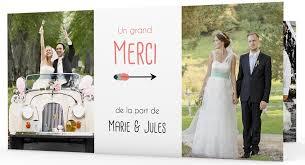 faire part de remerciement mariage faire part remerciements de mariage petit guide pour les