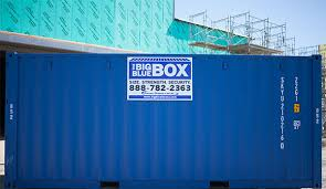 construction storage containers for rent portable moving self storage to buy or rent big blue boxes