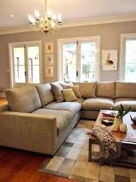 light brown living room wall color with brown couch hyperworks co