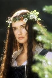 the scarlet letter demi moore 1995 buena vista movies