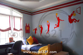 Basketball Room Decor Popular Items For Basketball Decal On Etsy Moses Room