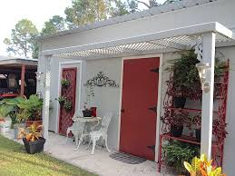 Red Shed Home Decor Amazing Shed Transformation Will Inspire You